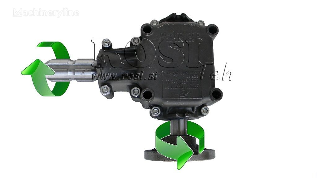 new GEAR BOX PTO gearbox for CIRCULAR SAW other farm equipment