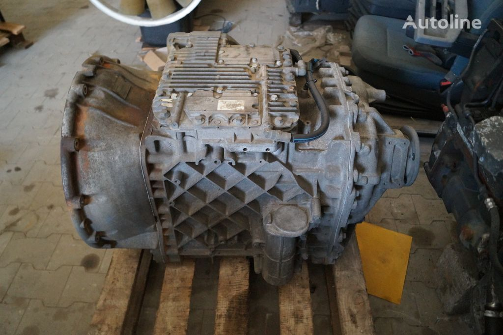 GEARBOX MAIN SHAFT / AT2412D / RENAULT DXI FH / WORLDWIDE DELIVE gearbox for VOLVO tractor unit