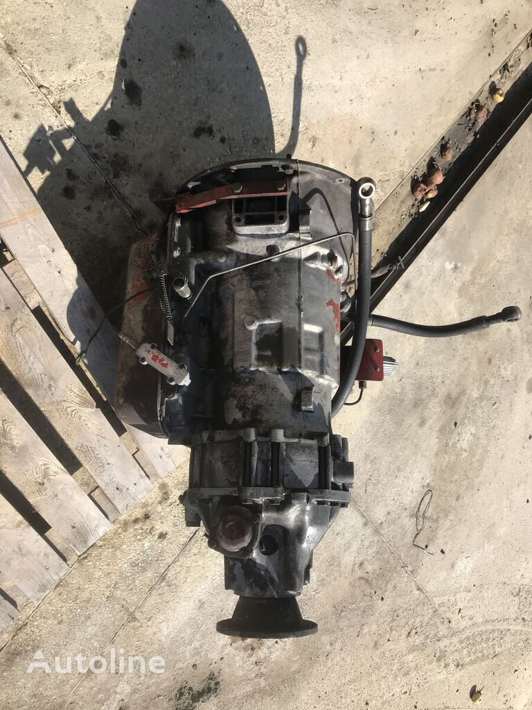 GROVE MT 653 gearbox
