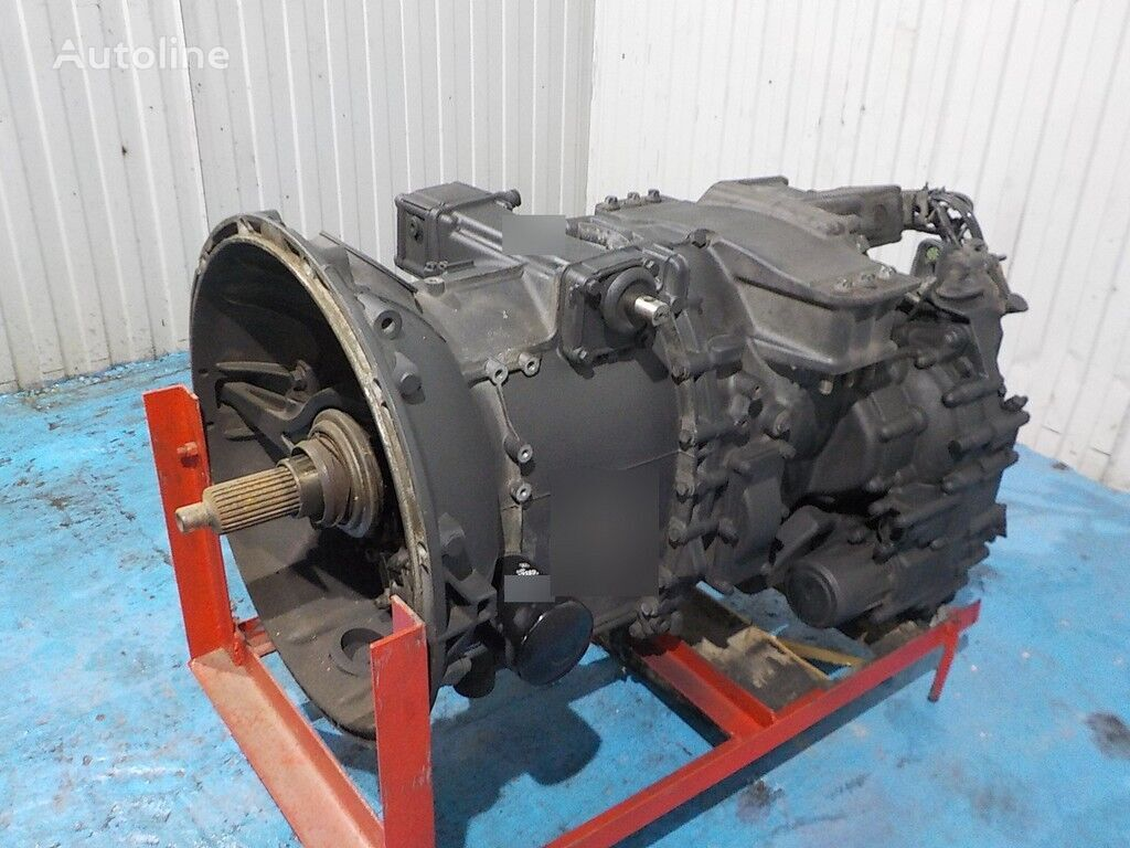 GRSR v sbore gearbox for SCANIA tractor unit