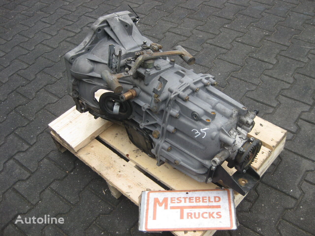gearbox for IVECO S 6 300 truck