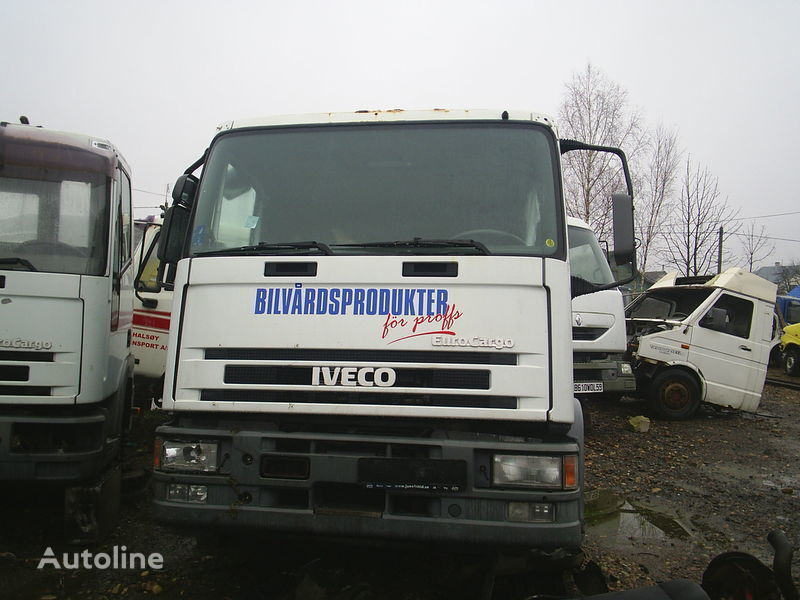 ZF 2845.6 gearbox for IVECO EUROCARGO 100E18 truck