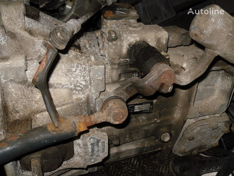2855A 608E06 gearbox for IVECO EuroCargo truck