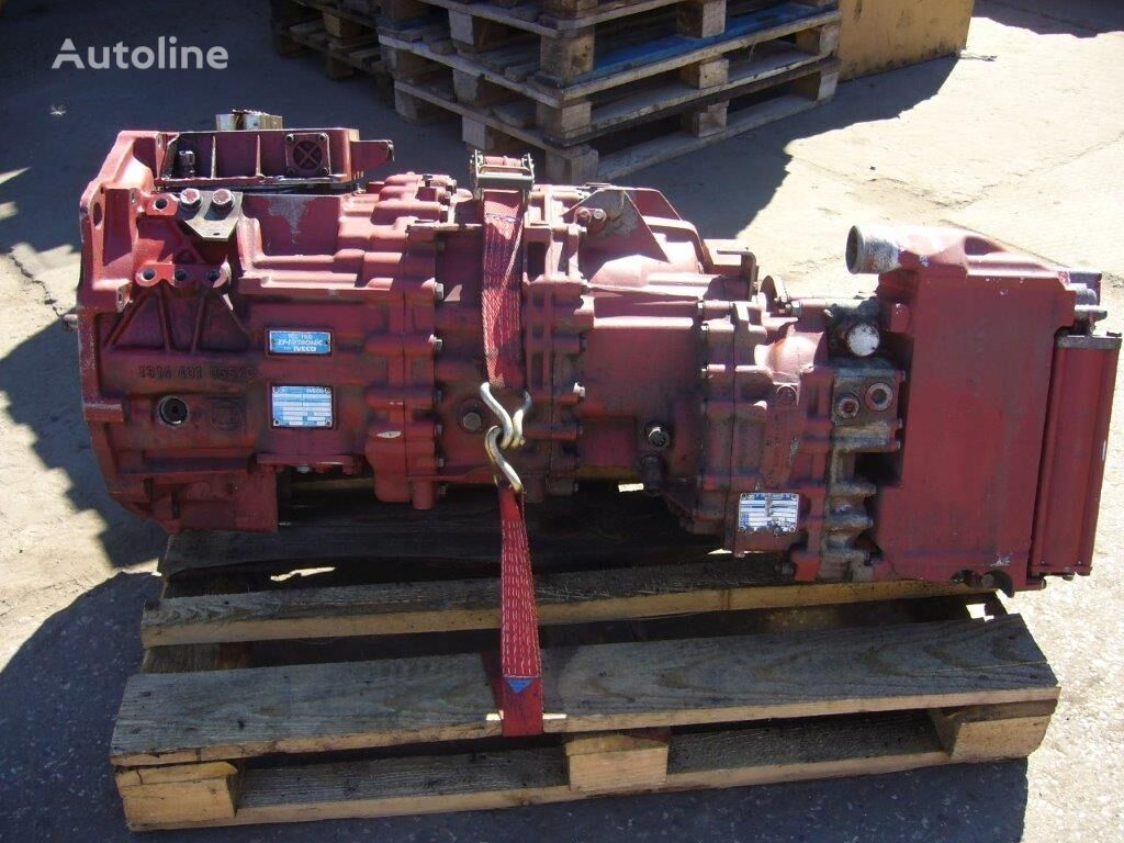 IVECO EuroStar gearbox