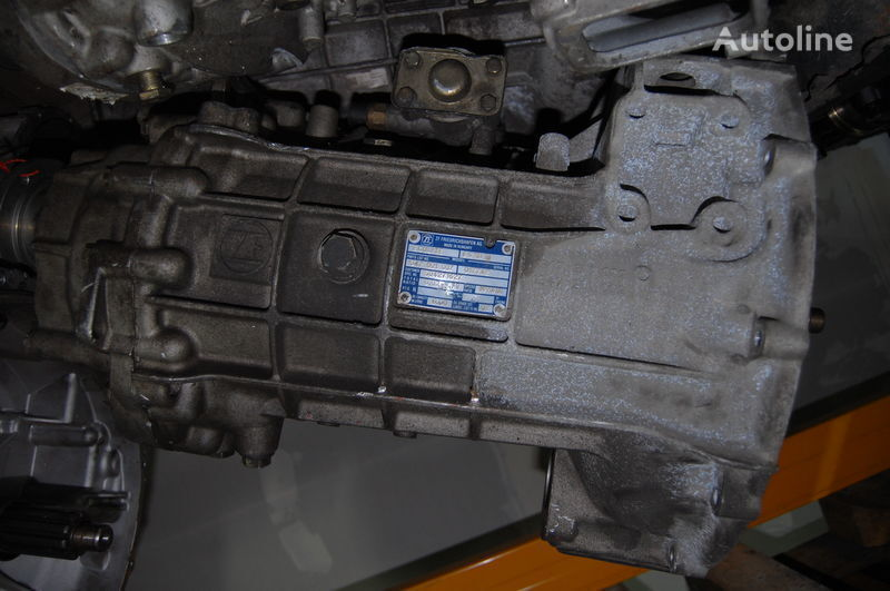 ZF 6S-700 gearbox for IVECO Eurocargo Tector truck