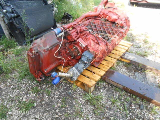ZF 16 S 221 IT mit ZF-Intarder Übers.(16,47-1,00) Neu-Gebraucht- Garantie gearbox for IVECO Stralis truck
