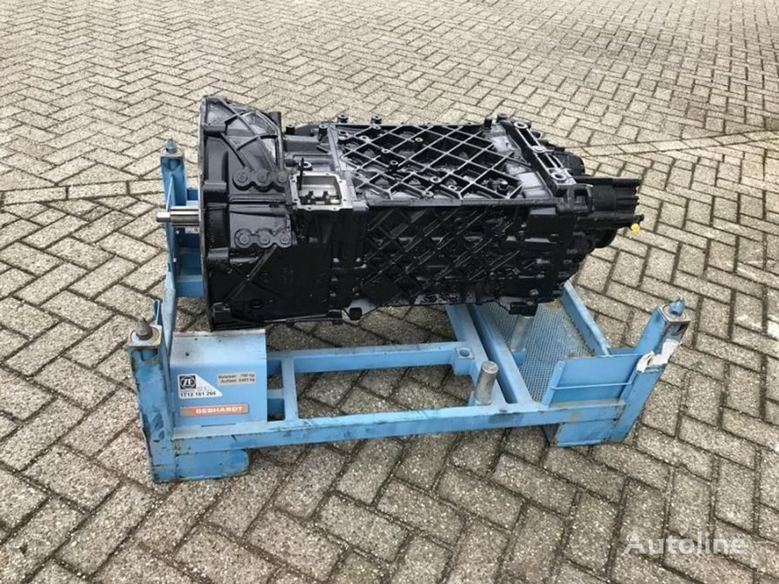 IVECO ZF 16S2220 TO gearbox for truck