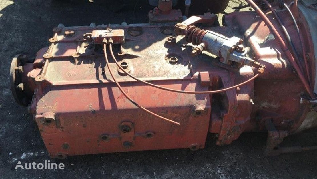 IVECO ZF S6-90+GV90 RATIO 9,01-0,82 (8850404) gearbox for truck