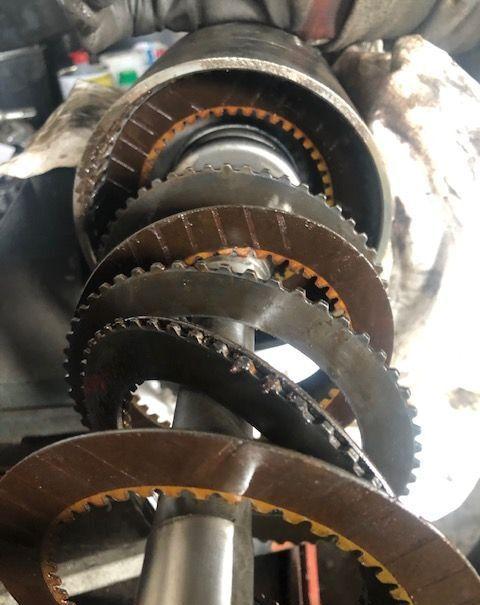 International Ratio 1:1 gearbox for MATBRO telehandler