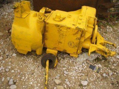 KRAMER gearbox for KRAMER 311, 411 material handling equipment
