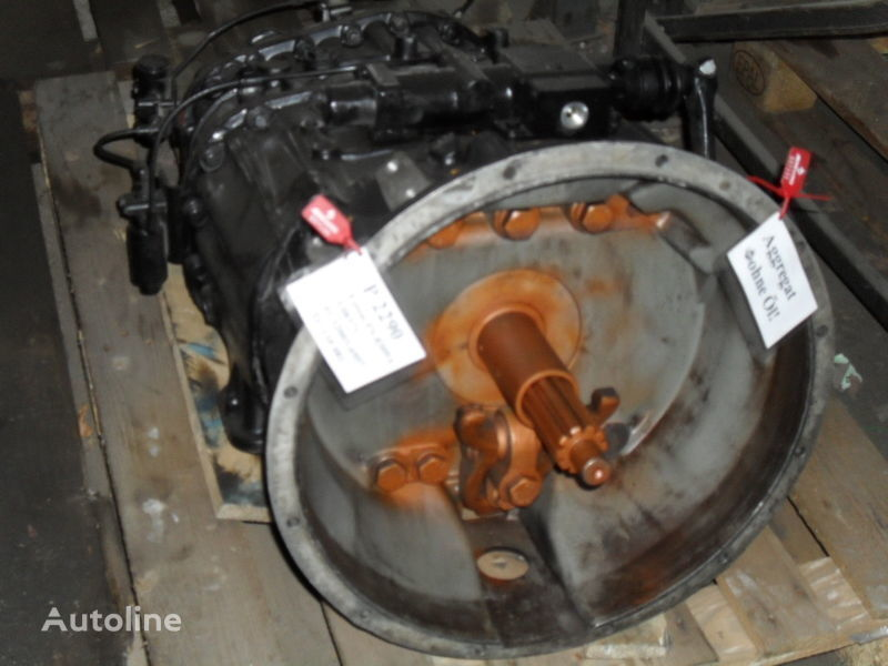 Eaton FS 8309 A gearbox for MAN truck