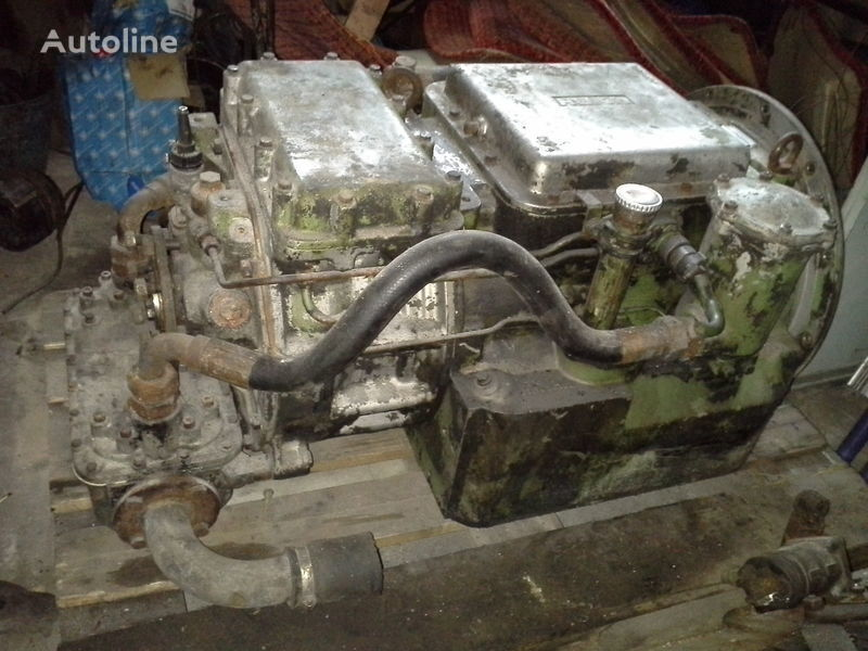 Voith gearbox for MAN bus