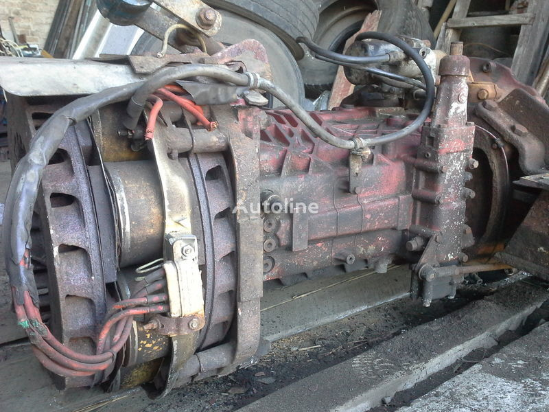 ZF S6-85 gearbox for MAN bus