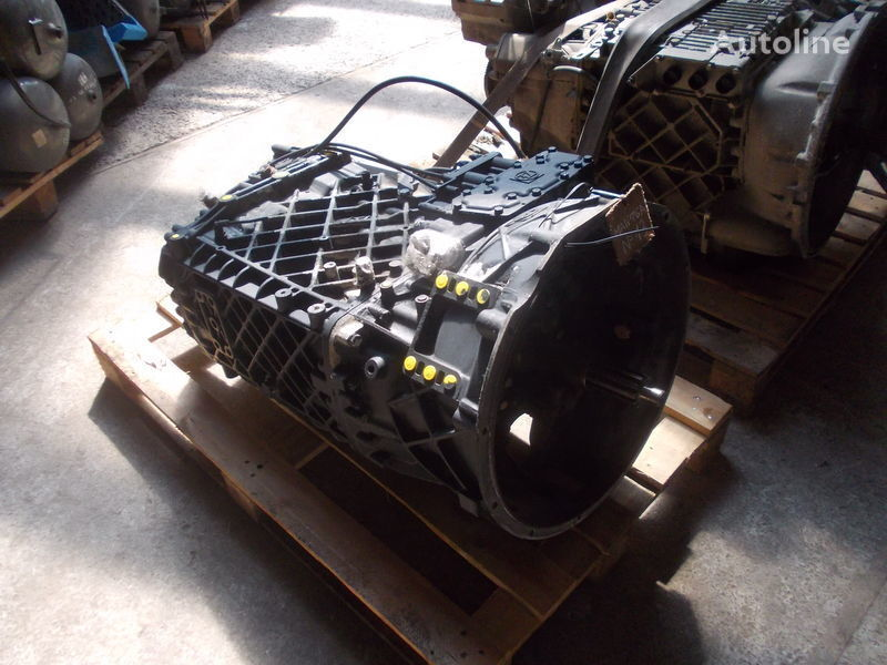 ZF 16s2220td gearbox for MAN tractor unit