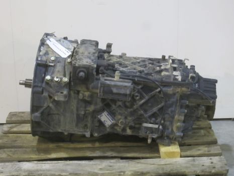 MAN 16S151 + PSE gearbox for MAN truck