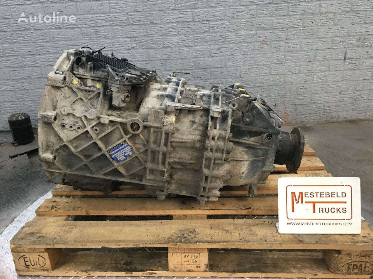 MAN 12AS 2130 TD gearbox for truck