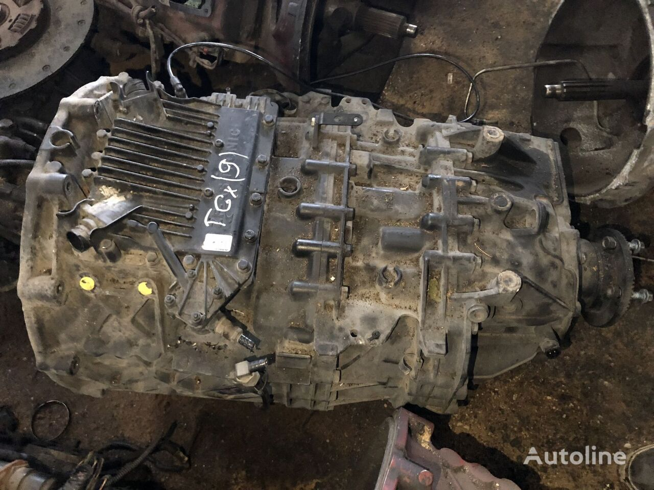 MAN 12AS2130 (1353030012) gearbox for MAN TGX  tractor unit