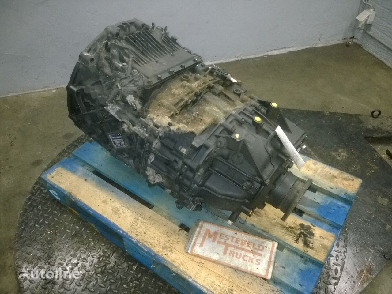 MAN 12AS2130 TD gearbox for MAN truck