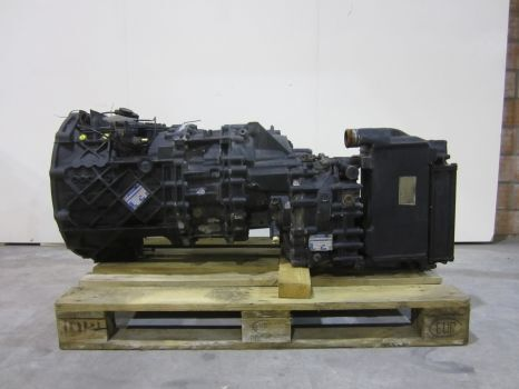 MAN 12AS2131TD + IT gearbox for MAN tractor unit