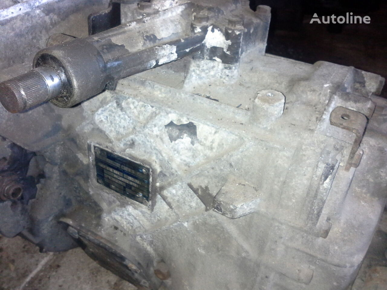 MAN S5-42 gearbox for MAN L2000 truck