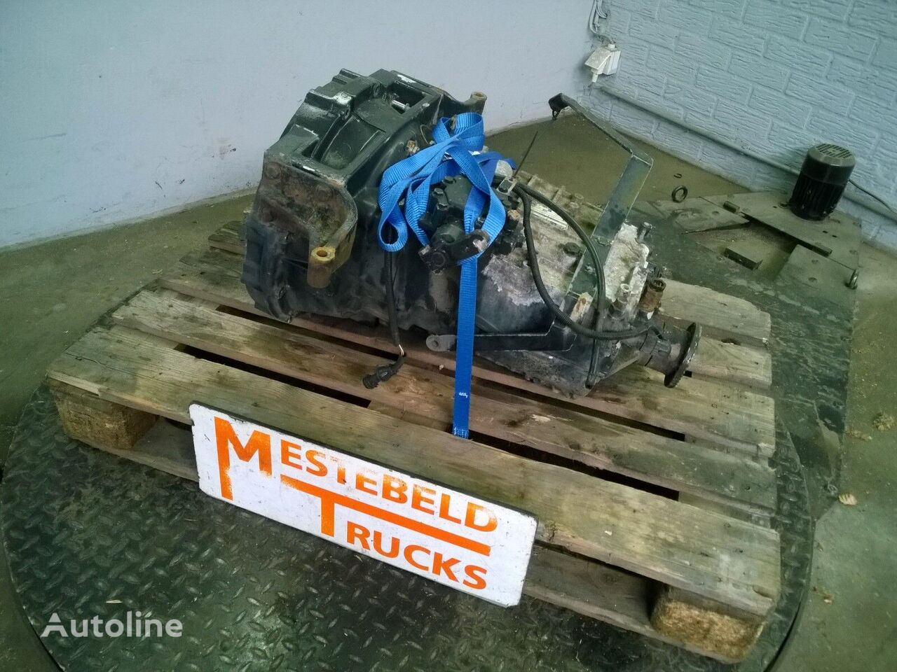 MAN S6-36 gearbox for MAN Versnellingsbak S6-36 tractor unit
