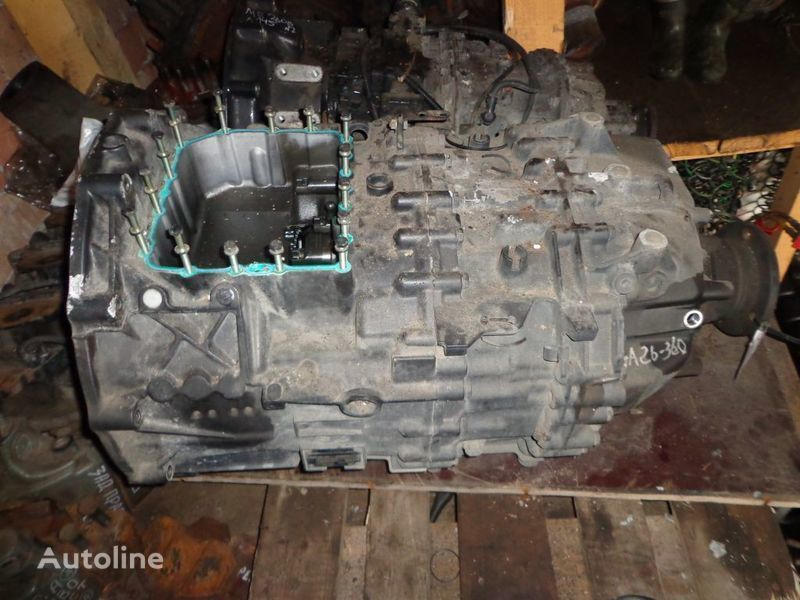 ZF gearbox for MAN TGA truck