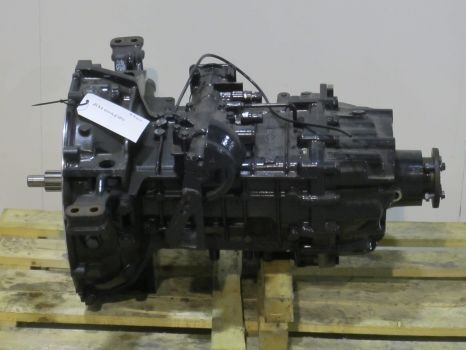 6S800 TO KV 120 gearbox for MAN TGL truck