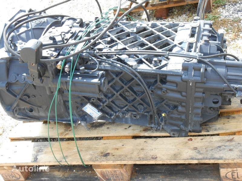 ZF 16S2220 TD-TO Part List No. 1343 001 016 Customer Spec. NR. 81.32004-6016 übers. 16,41-1,00 gearbox for MAN TGX-TGA  truck