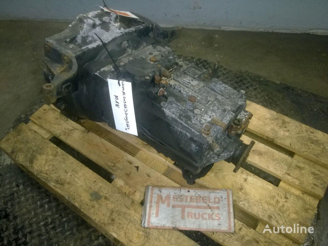 gearbox for MAN Versn bak S6-36 truck