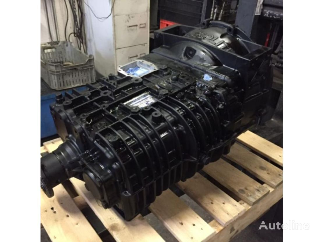 MAN ZF 6AS850 OD gearbox for truck