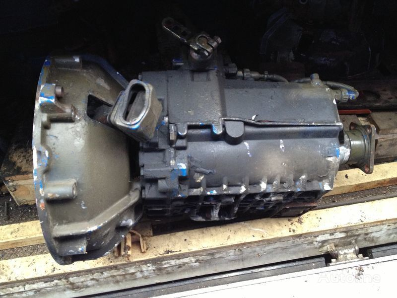 MAN s6-36 gearbox for MAN renault truck