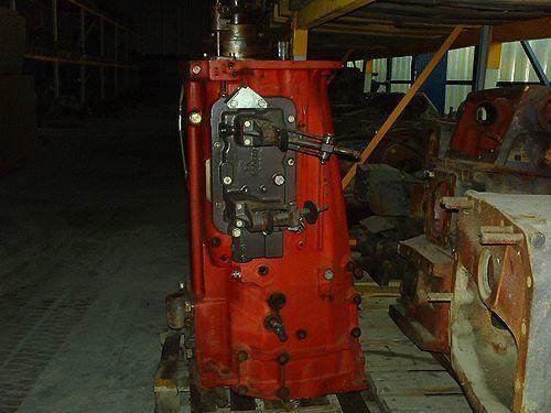 dynashif-speed shif gearbox for MASSEY FERGUSON 3680-6180-8130-8160 tractor