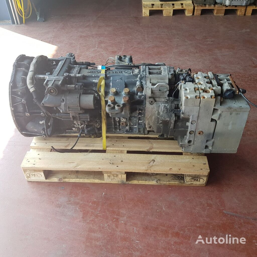 MERCEDES-BENZ (G 240-16) gearbox for MERCEDES-BENZ ACTROS truck