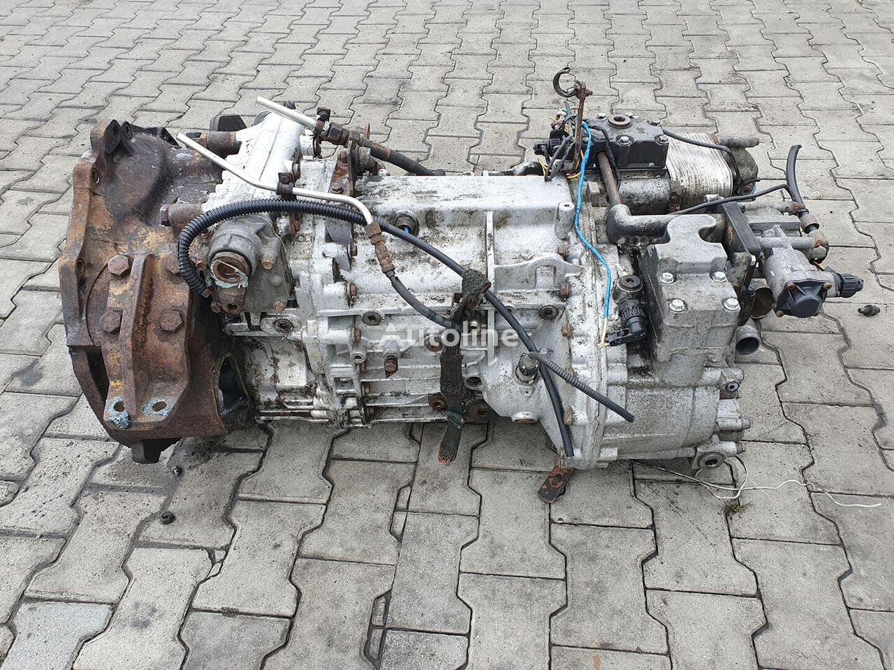 MERCEDES-BENZ gearbox for SETRA bus