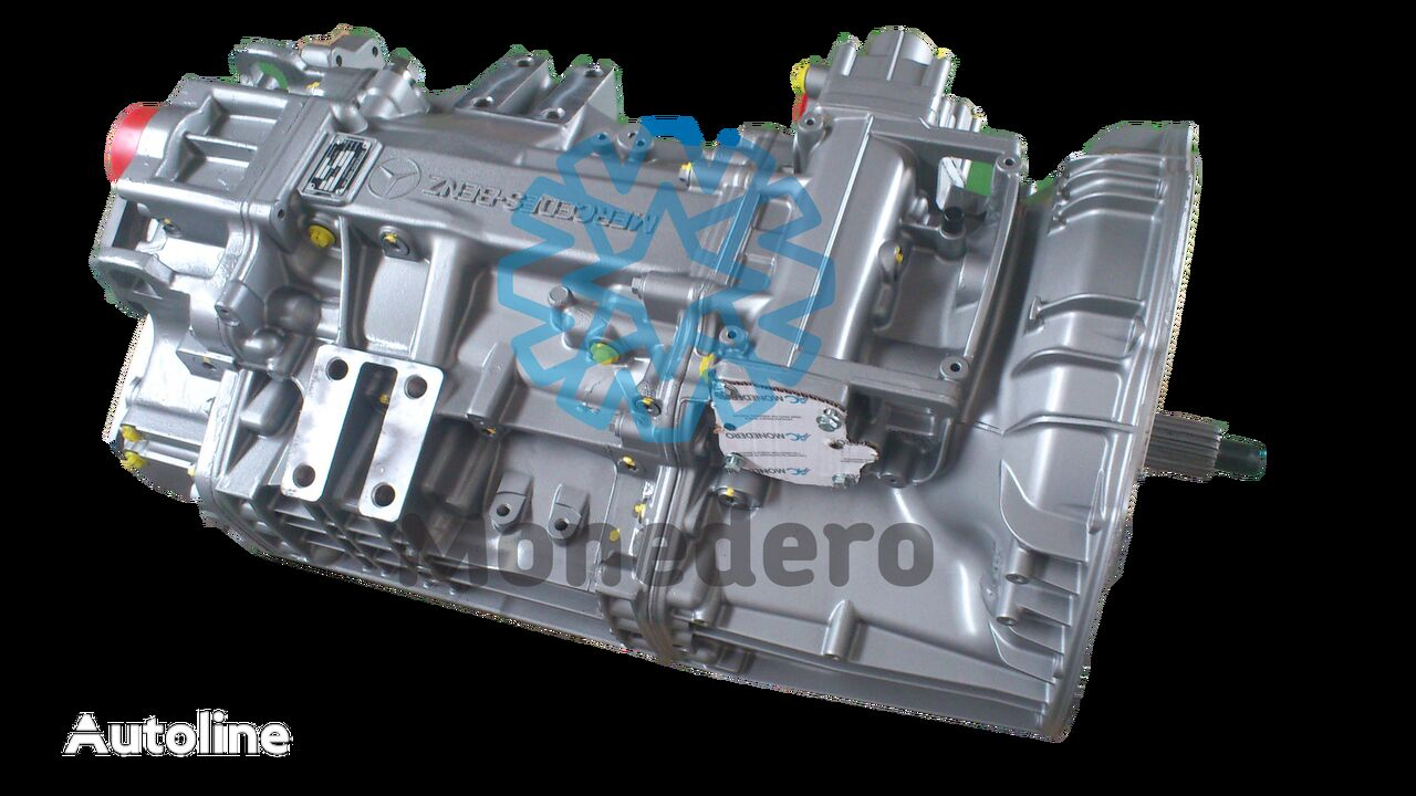 new MERCEDES-BENZ gearbox for MERCEDES-BENZ G211-16 MANUAL Y EPS truck
