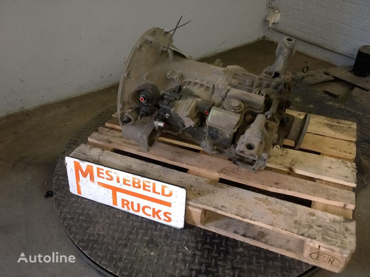 MERCEDES-BENZ gearbox for MERCEDES-BENZ Versnellingbak truck