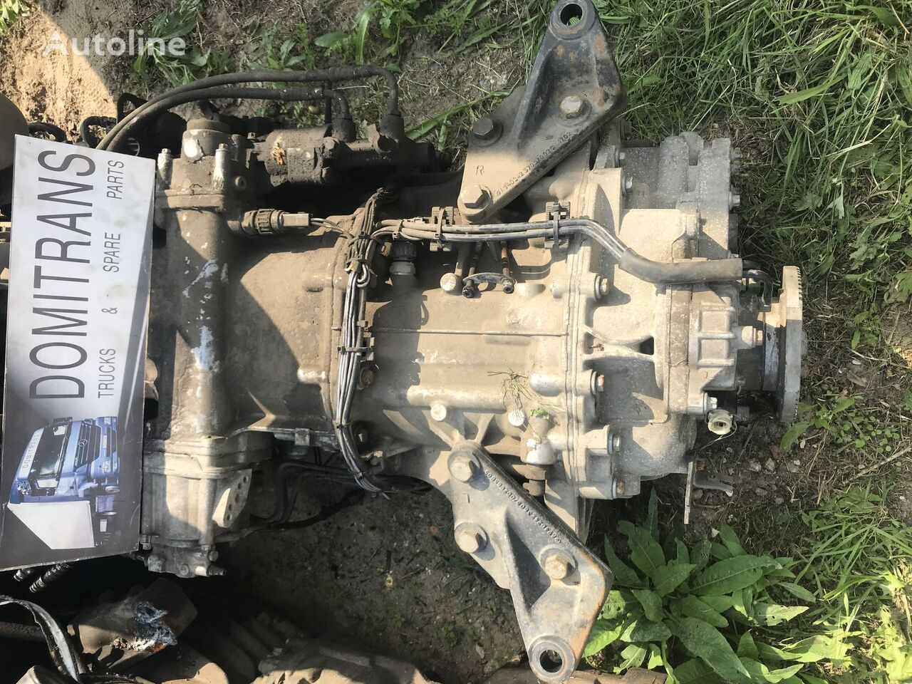 MERCEDES-BENZ AG6131-9 gearbox for MERCEDES-BENZ ATEGO  tractor unit