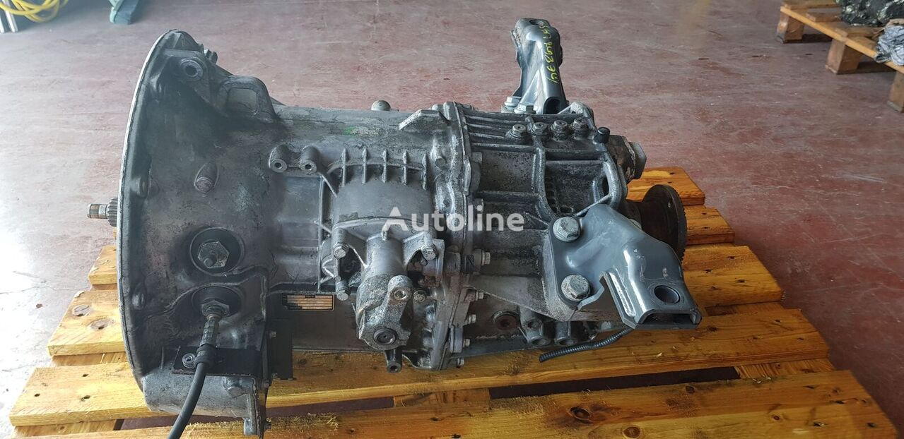 MERCEDES-BENZ ATEGO (715060  117914) gearbox for MERCEDES-BENZ ATEGO tractor unit