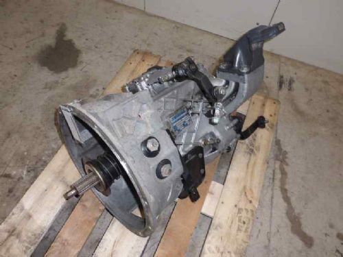815 S-5- 42 gearbox for MERCEDES-BENZ ATEGO truck