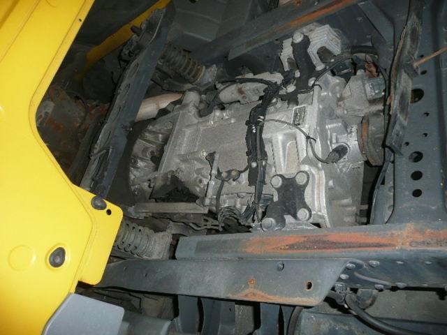 G100-12 Mechanisch Atego G100-12 gearbox for MERCEDES-BENZ Atego 23-28 tractor unit
