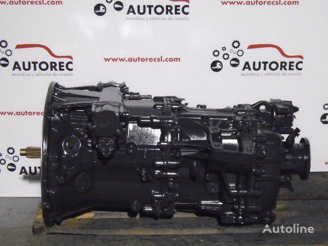 MERCEDES-BENZ G 131-9 (771038) gearbox for MERCEDES-BENZ 1229 truck