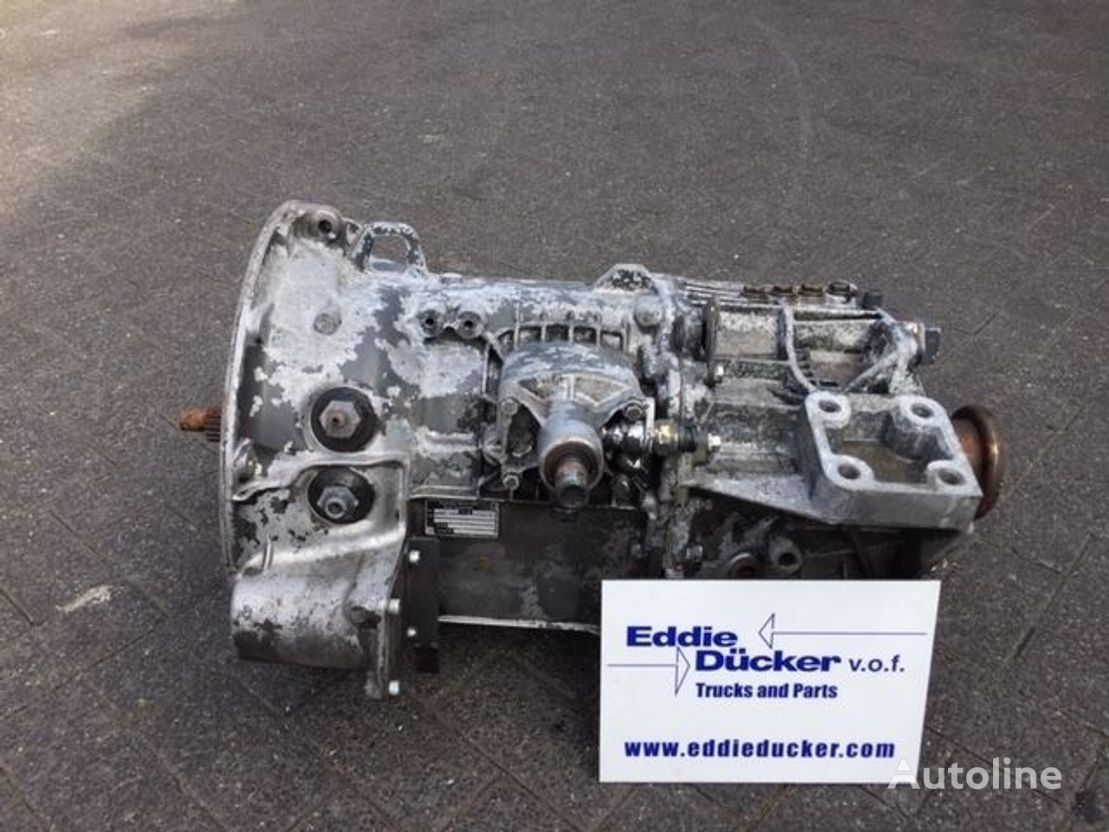 MERCEDES-BENZ G 60-6 gearbox for truck