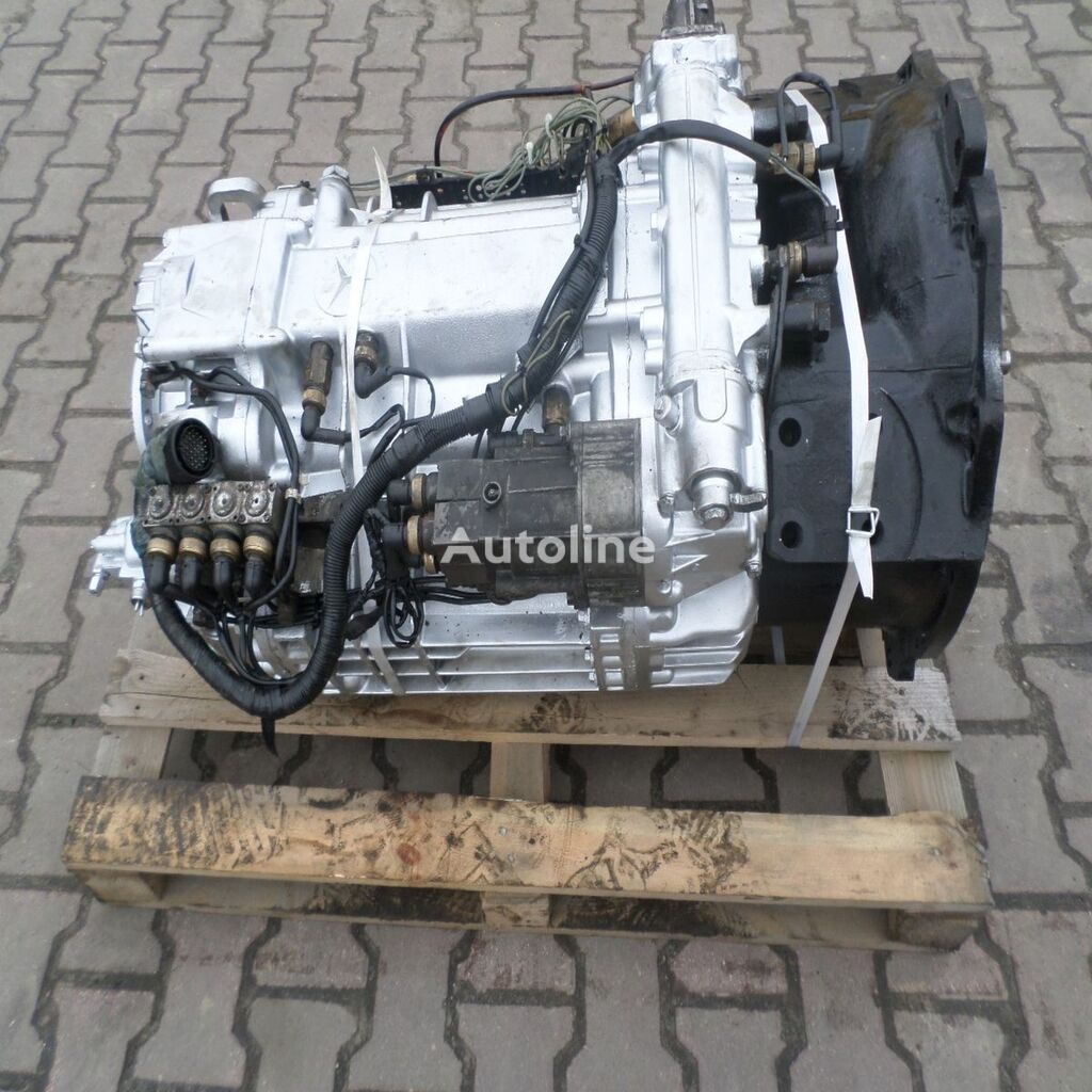 MERCEDES-BENZ G210-16 gearbox for tractor unit