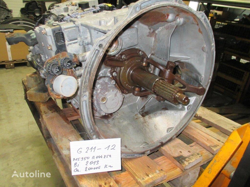 MERCEDES-BENZ G211-12KL (715350R044252) gearbox for truck