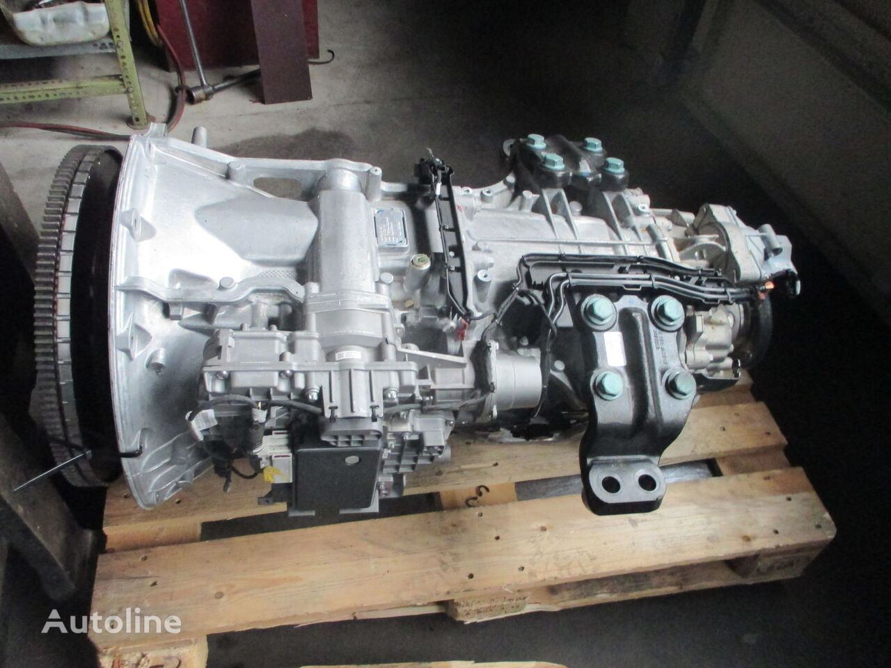 new MERCEDES-BENZ G230-12 mit Kupplung neu!!! Mercedes gearbox for MERCEDES-BENZ Arocs Actros Antos truck
