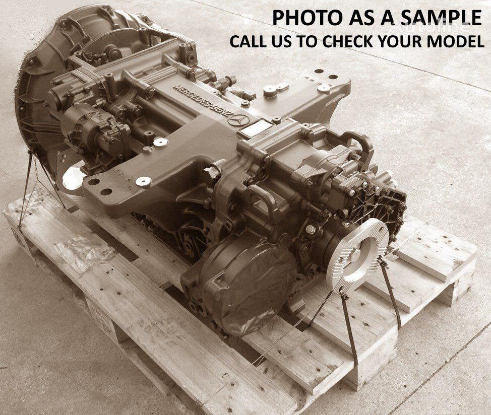 MERCEDES-BENZ G231-16 GETRIEBE gearbox for MERCEDES-BENZ AROCS AXOR ACTROS tractor unit
