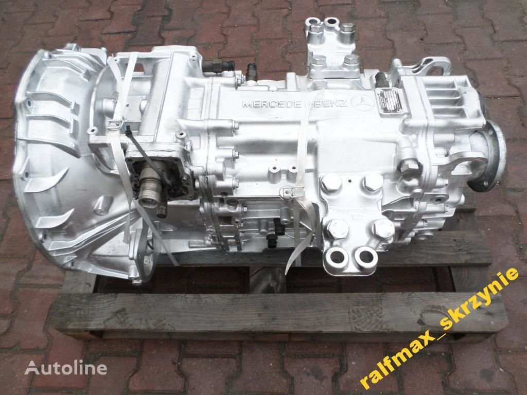MERCEDES-BENZ G240-16 gearbox for tractor unit
