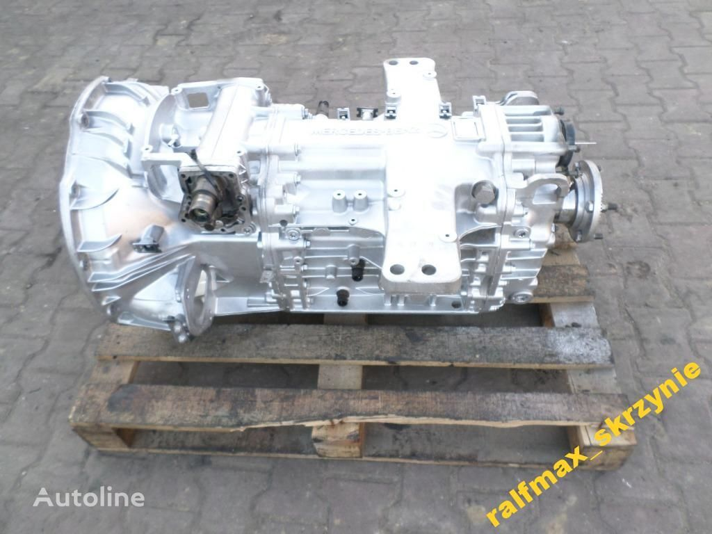 MERCEDES-BENZ G281-12 gearbox for tractor unit