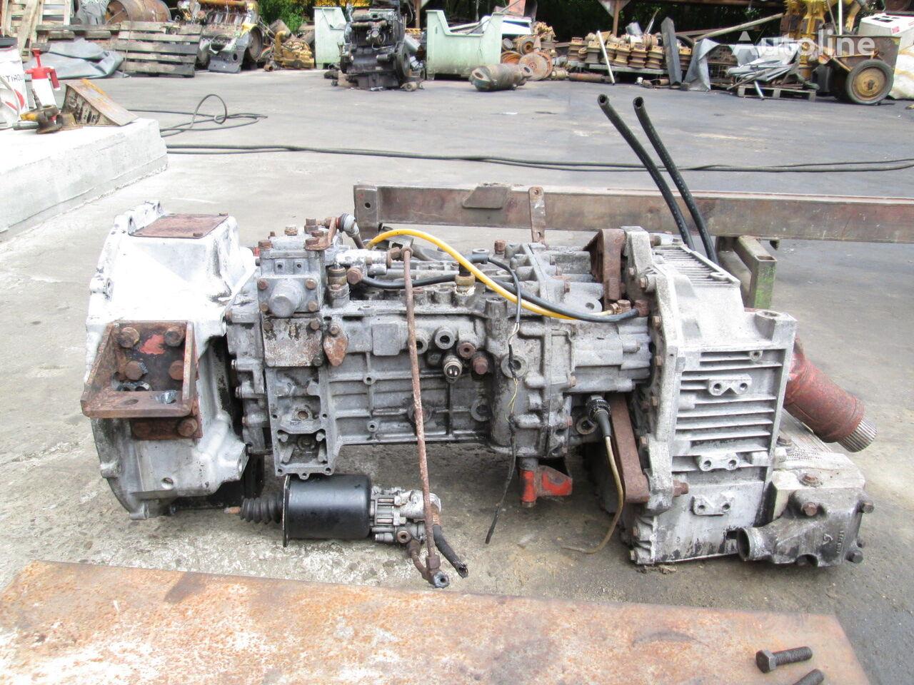 MERCEDES-BENZ GO4/160-6/7,18 gearbox for truck