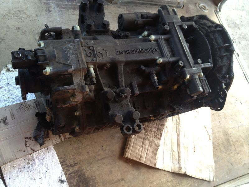 MERCEDES-BENZ Mercedes Actros G210 1999g garantiya gearbox for MERCEDES-BENZ Actros tractor unit